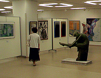 第35回箕面市美術協会会員展