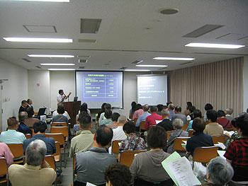 市民医療講座「新型インフルエンザの最新事情とその予防」開催!