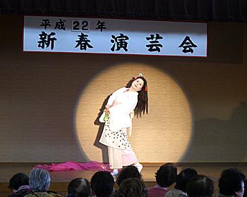 松寿荘新春演芸会