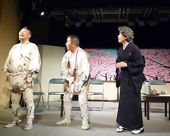 大阪府公民館大会で「劇団すずしろ」が公演!
