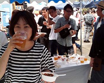 箕面地ビール13周年創業祭