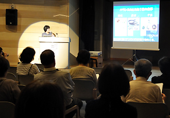 市民医療講座「日進月歩の糖尿病診療」