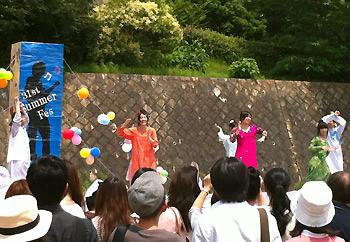 国際色豊か!大阪大学夏まつり!
