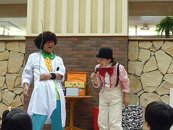 レッド博士とノーズちゃんのライブショー!
