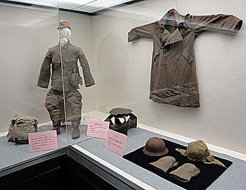 企画展示「戦時生活資料展」