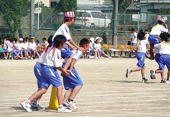 二中体育祭