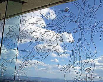 「ヒトスジと風と杜」