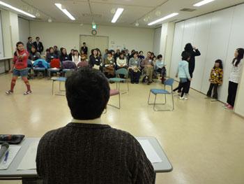 来春公演に向けていよいよ始動!第6回箕面芸術祭レビュー「ペール・ギュント」役者結団式!