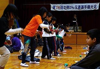 第16回北摂けん玉道選手権大会