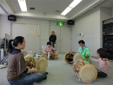 韓国朝鮮伝統音楽体験day