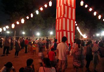 2011北芝地蔵盆まつり・盆踊り