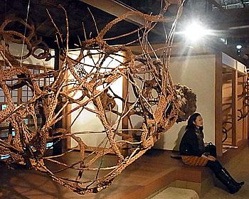 箕面の森アートウォーク2011スタート!