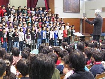 小学校の校内音楽会・その2