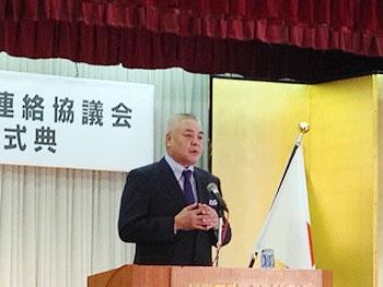 柳本元監督も講演…箕面市青少年指導員連絡協議会50周年記念式典