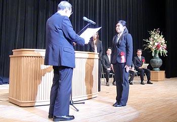箕面市青少年健全育成市民大会が開催されました
