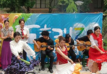星に願いを…第33回大阪大学夏まつり