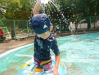 今年も児童水遊場がオープン!