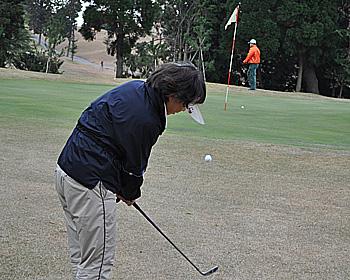 第2回箕面市民ゴルフ大会