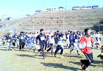 第5回箕面森町妙見山麓マラソン大会!