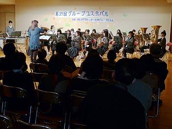 第27回東生涯学習センターグループフェスティバル