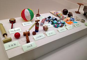 企画展示「子どものくらしと遊びのいま・むかし」
