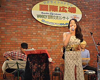 Monthly国際交流コンサート、500回達成!