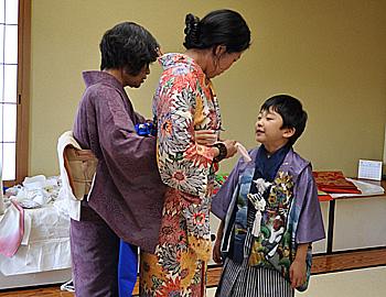 日本文化・着付け体験