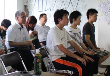 箕面市学生活動連携会議・総会開催!