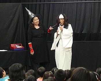 夏の終わりの…桜ヶ丘図書館のおばけ大会!