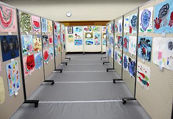 多彩な作品がズラリ!箕面市青少年文化祭開催!