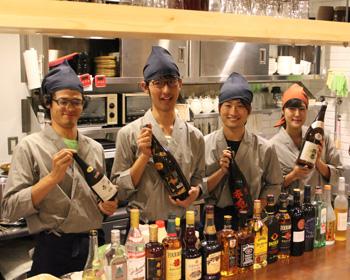 阪大学生居酒屋「Terminal(ターミナル)」オープン!