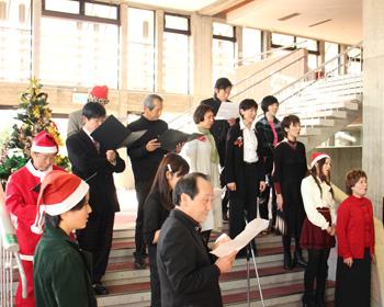 「十二夜」クリスマスコンサート