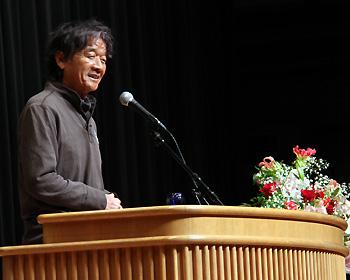 椎名誠講演会「ヘンな日本が見えてきた。」