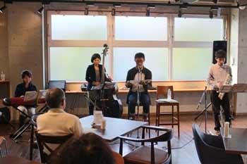 音×コトバカフェ「カフェで楽しむ日本文学」