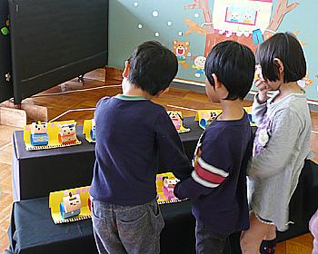 幼稚園のひなまつり