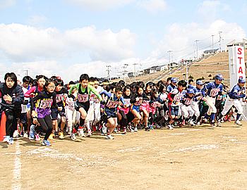 第6回箕面森町妙見山麓マラソン大会