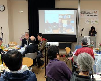 みのお市民活動センター10周年を祝うイベント