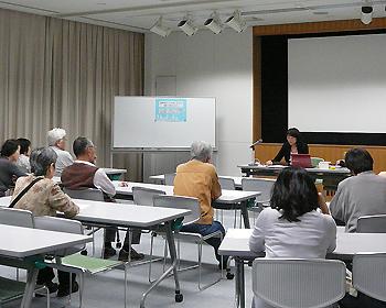 講座「図書館を10倍楽しむ方法」開催