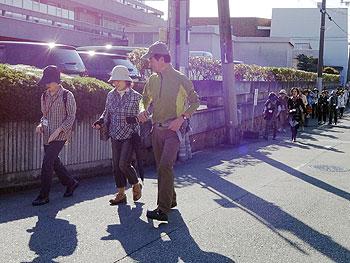 箕面シニア塾「もっと元気になれる歩き方を学ぼう」