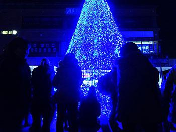 第5回クリスマスツリーフェスタin箕面