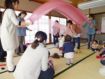 子育ちサークル「にこハート」活動中!