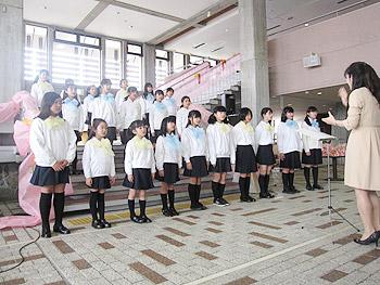箕面市少年少女合唱団「定期演奏会」