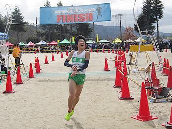 第7回箕面森町妙見山麓マラソン大会