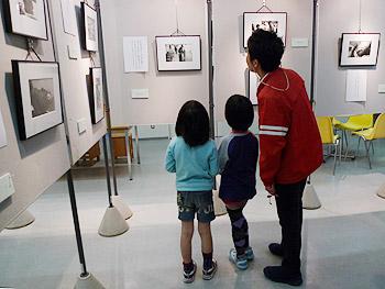 阪神・淡路大震災写真展「街が消えた」