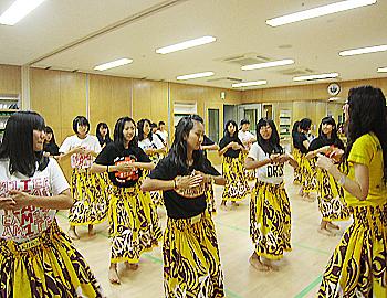フラガールズ甲子園、大阪代表