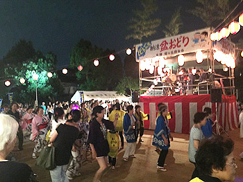 第38回とどろぶち納涼盆踊り大会