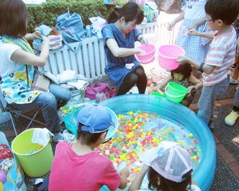 コミセンで「子ども夏祭り」開催!