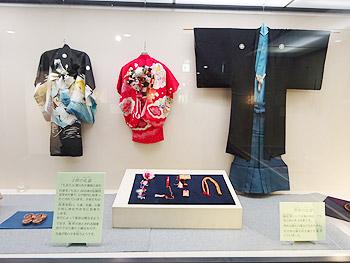 企画展示「和装に見る、日本人の心」