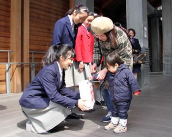 東日本大震災復興イベント〜3.11を忘れない〜