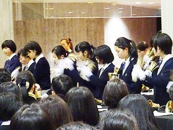 聖母被昇天学院聖歌隊・ハンドベル「春のコンサート」
